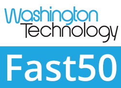 Washington Technology logo - Fast 50