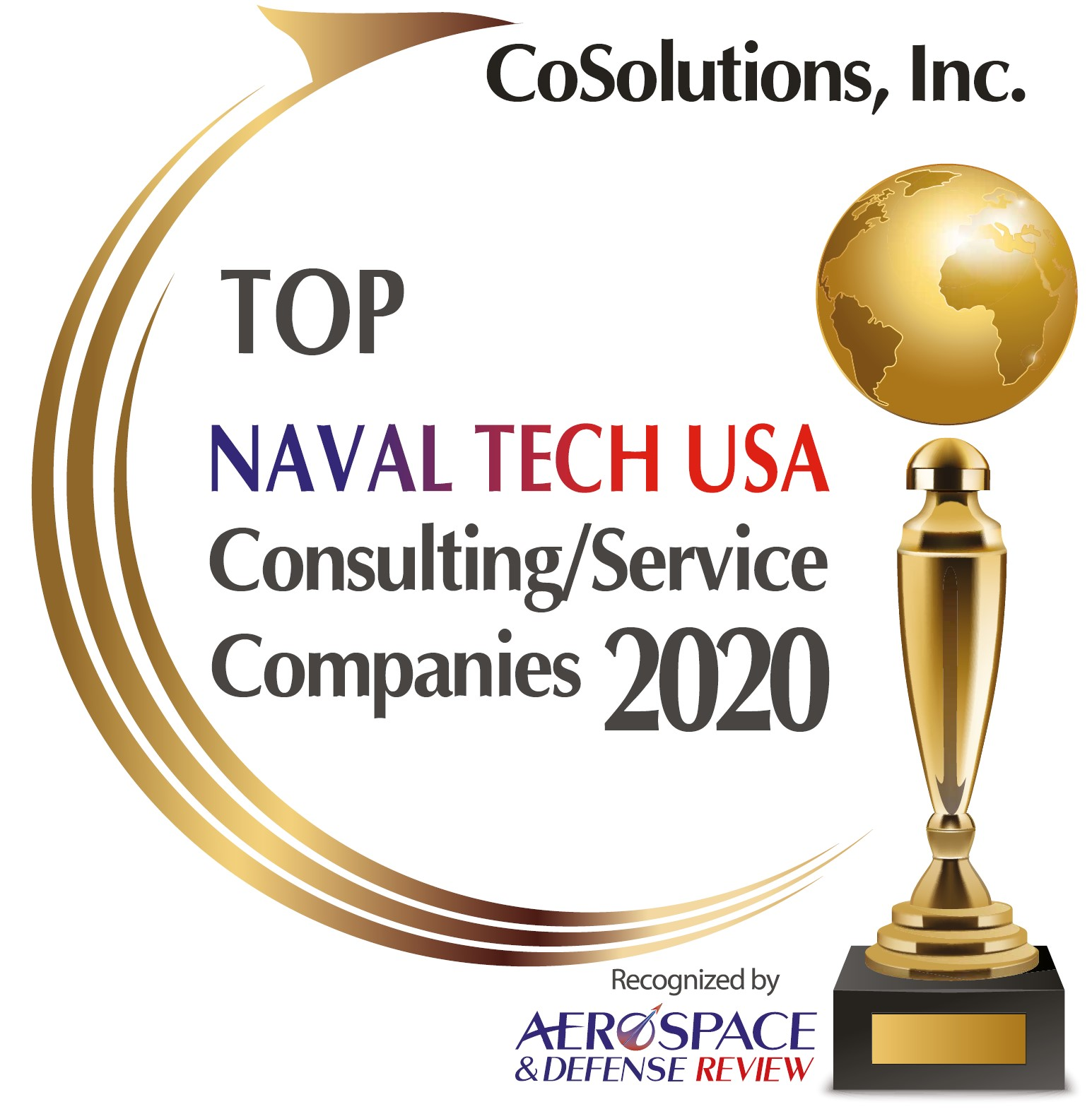 Top Naval Tech USA Consulting / Service Companies 2020 Recognize by Aerospace & Defense Review